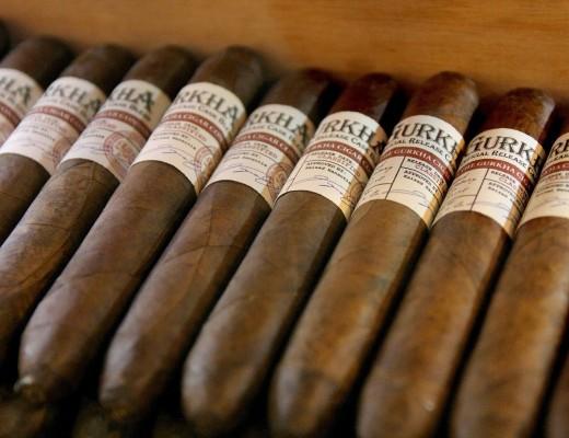 Gurkha's Most Extravagant Cigars