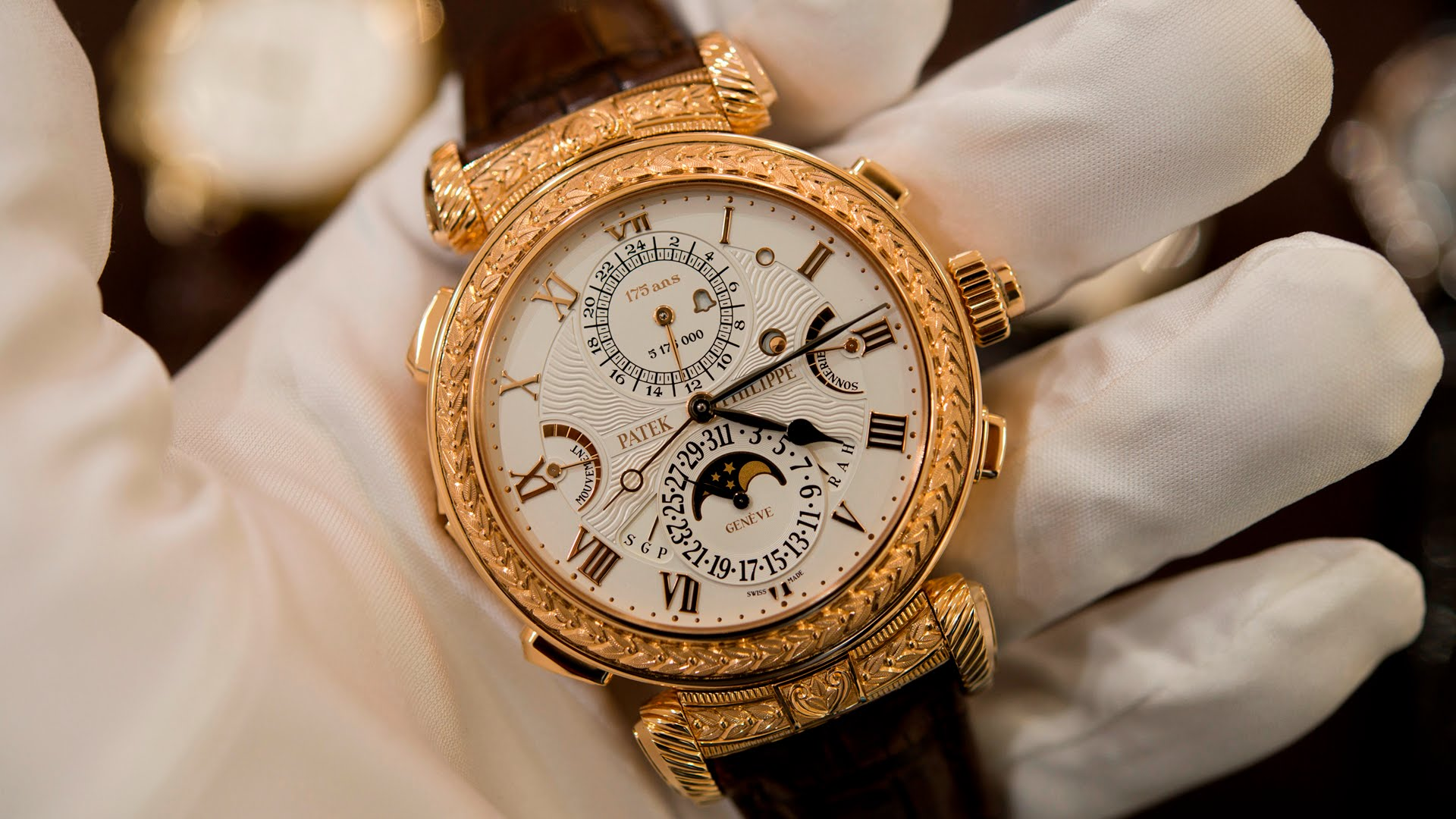 Patek's Double Sided Masterpiece