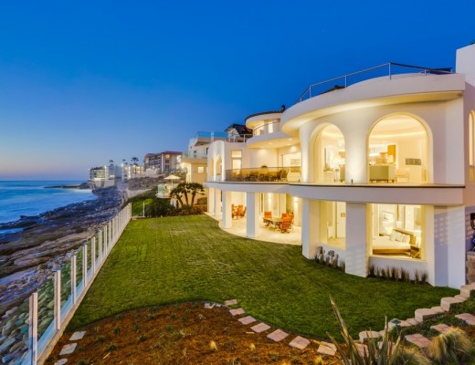 The Most Extravagant Property for sale in La Jolla, California