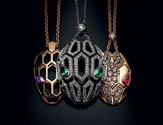 "Bvlgari's ""Eyes On Me"" Collection"