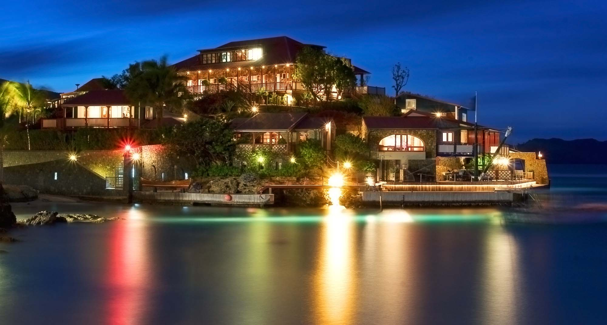 The Most Luxurious Resort in Saint Barthelemy