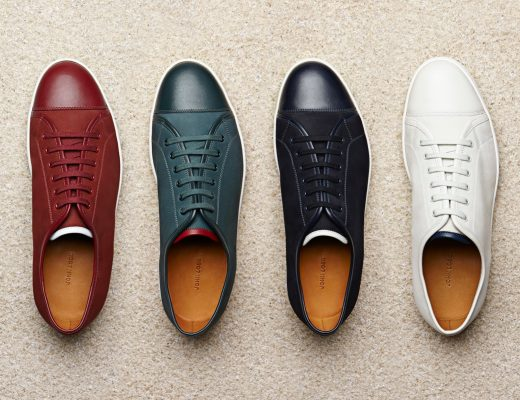 John Lobb Adds New Colors to The Levah Collection
