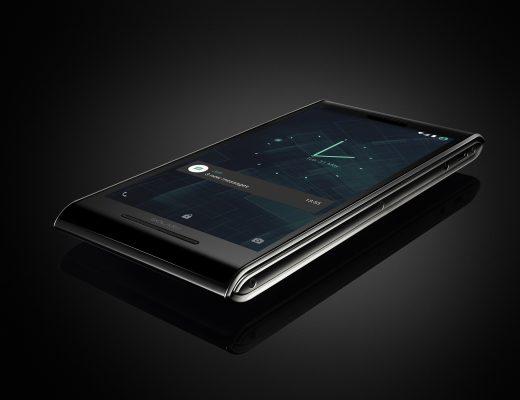 Sirin Labs Ultra High Security Smartphone