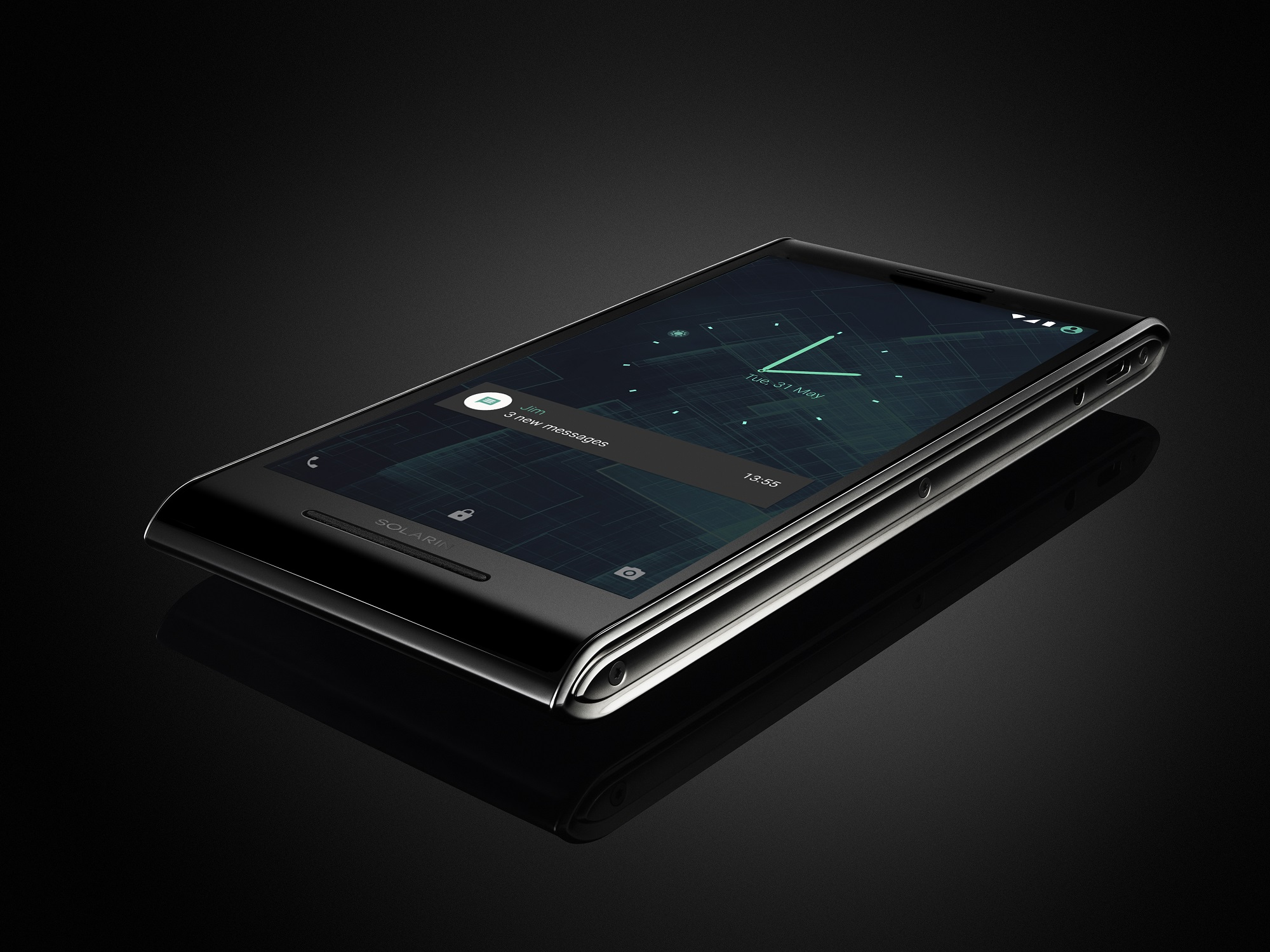 Sirin Labs Launches Ultra High Security Smartphone