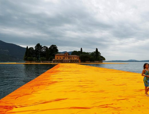 Christo's Floating Pier