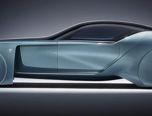 Rolls Royce Vision 100