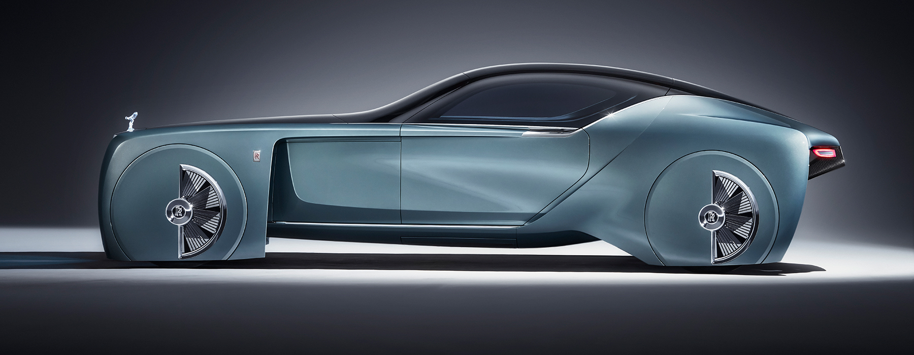The Remarkable Rolls Royce Vision 100