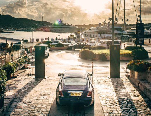 Rolls Royce opens a Summer Showroom in Porto Cervo