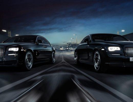 Rolls Royce Black Badge Series