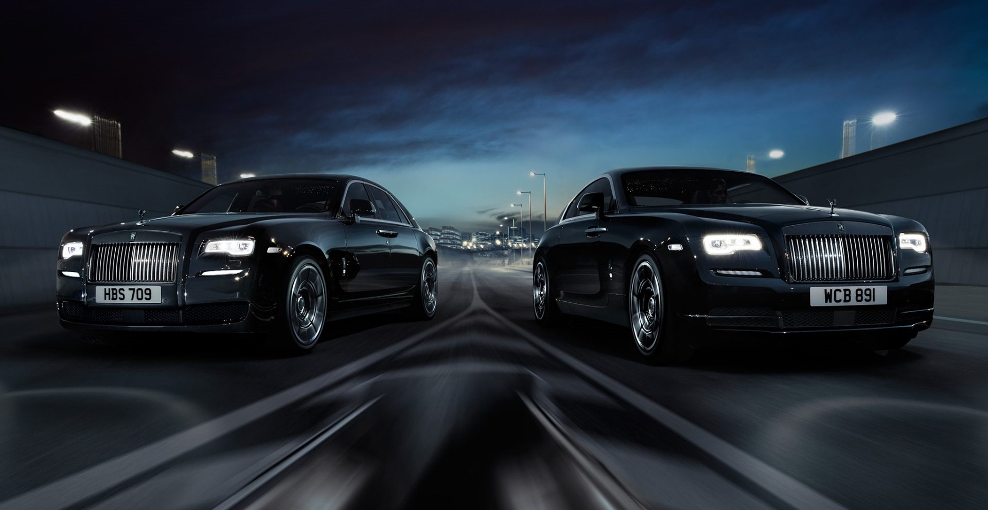 Rolls Royce Creates The Ultimate Ride For a Villain