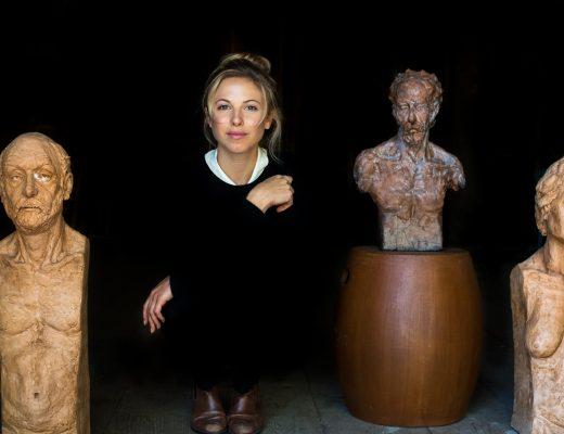 American Artist Gianna Dispenza intervew