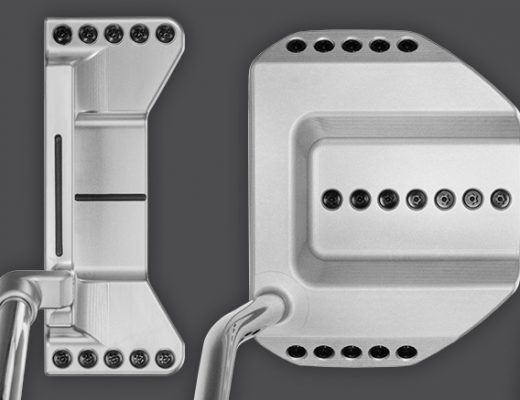 PXG's Brand New Milled Insert Putter Collection