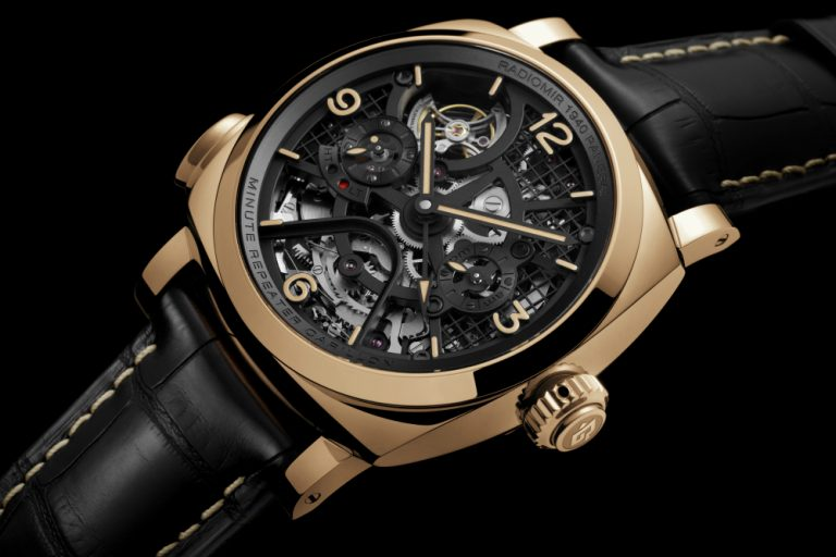 Panerai's Most Complicated Timepiece
