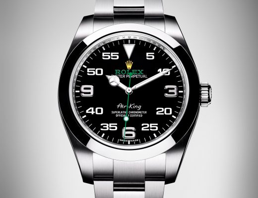 The Rolex Air-King