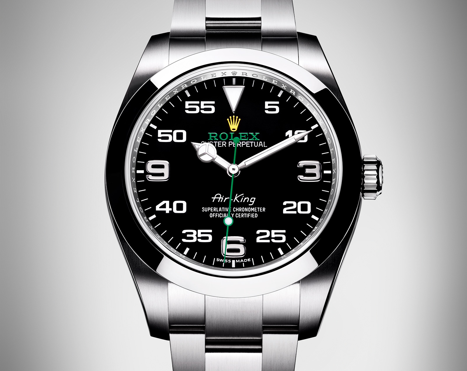 The All New Rolex Air-King