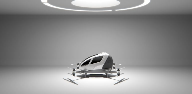 This is the worlds first electric drone that you can