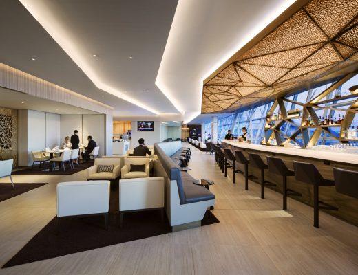 Etihad Airways's First Class Lounge & Spa