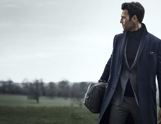 Dunhill's Fall/Winter 2016 Campaign