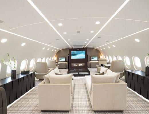 Dreamliner Boeing 787 BBJ