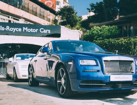 """Rolls Royce Bespoke """"Dawn Til Dusk"""" Cars"""