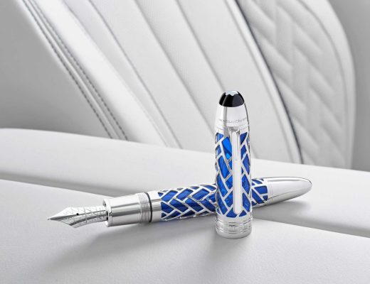 The Montblanc For BMW's Limited-Edition 7 Series