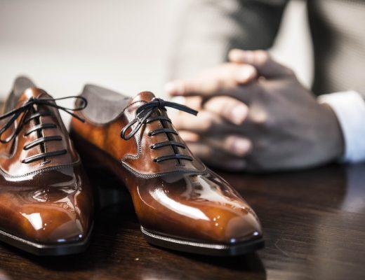 Japanese Shoemaker Yohei Fukuda