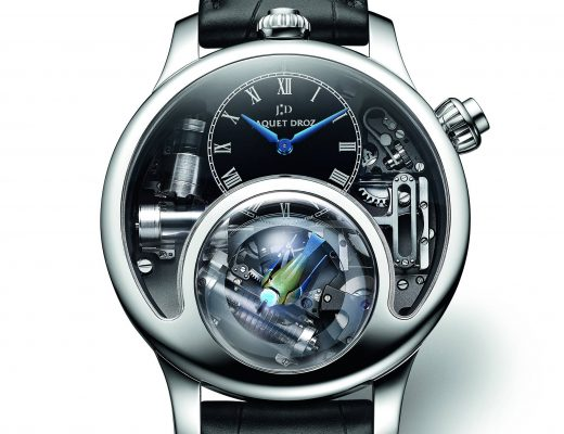 Jaquet Droz's Charming Bird