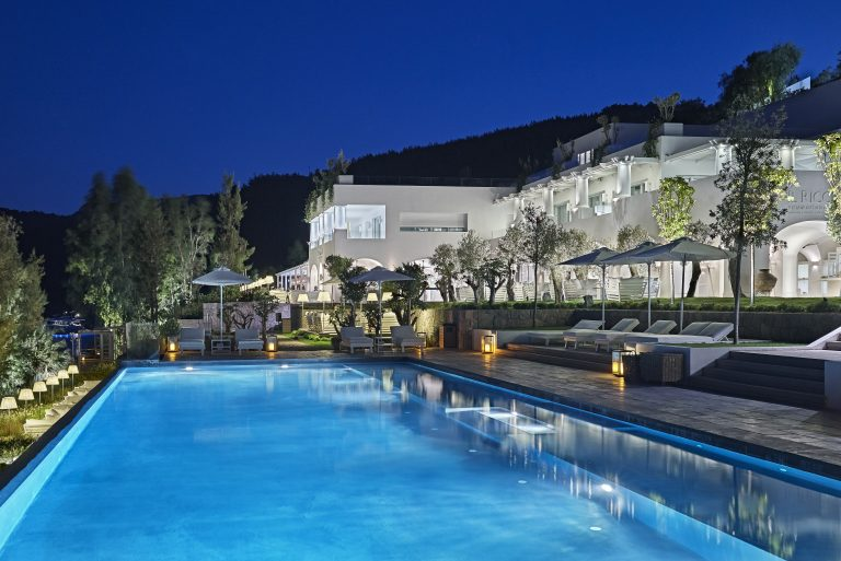 A New Turkish Luxury Hotel Opens On The Aegean