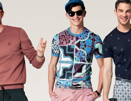 Dolce & Gabbana Sport Luxe Wear