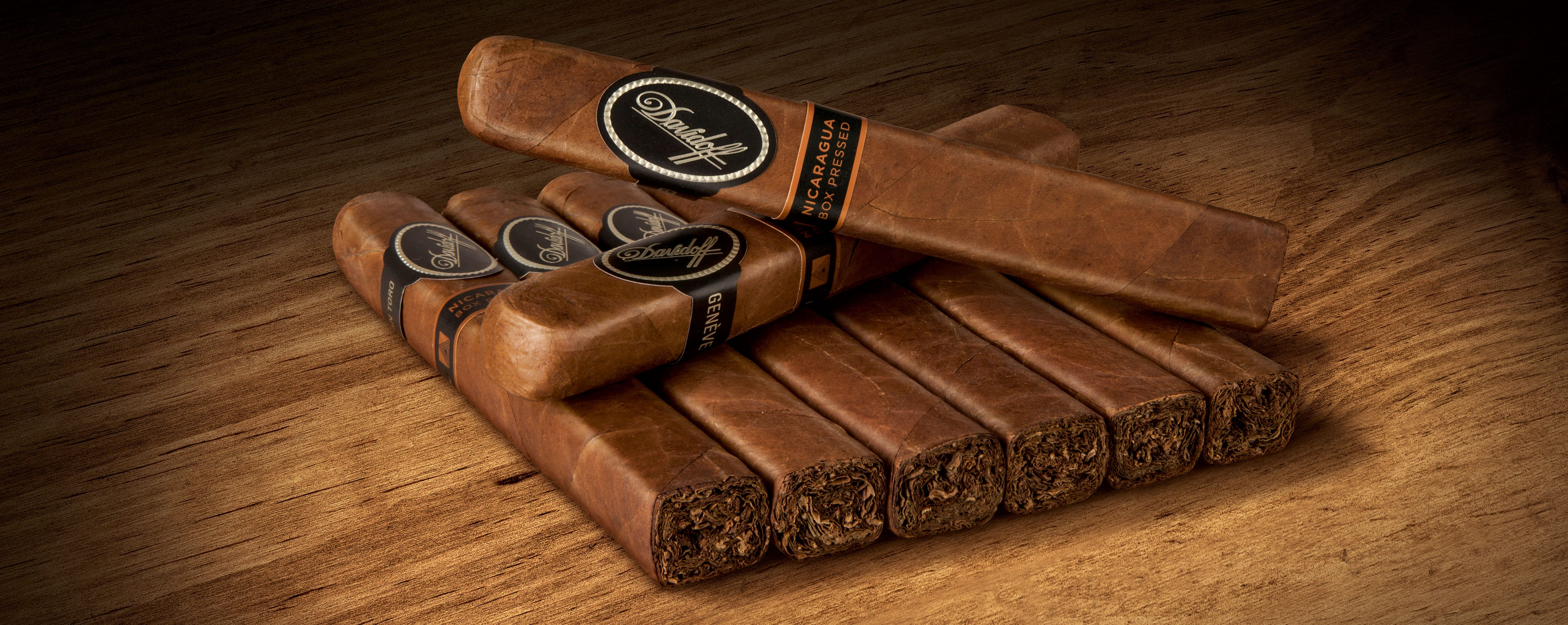 Davidoff's New And Incredibly Fierce Cigar