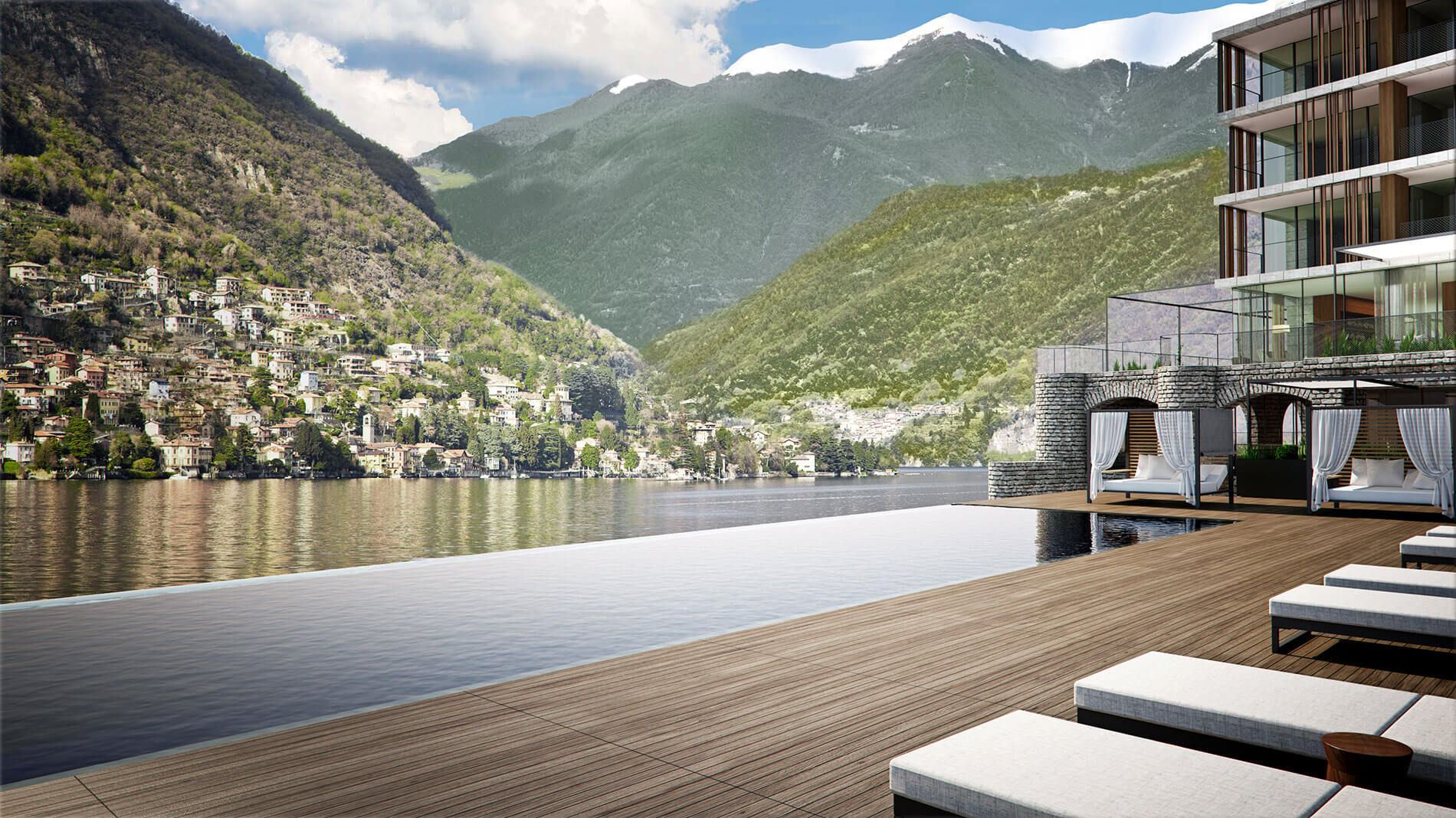 Meet Lake Como's Newest Hotel