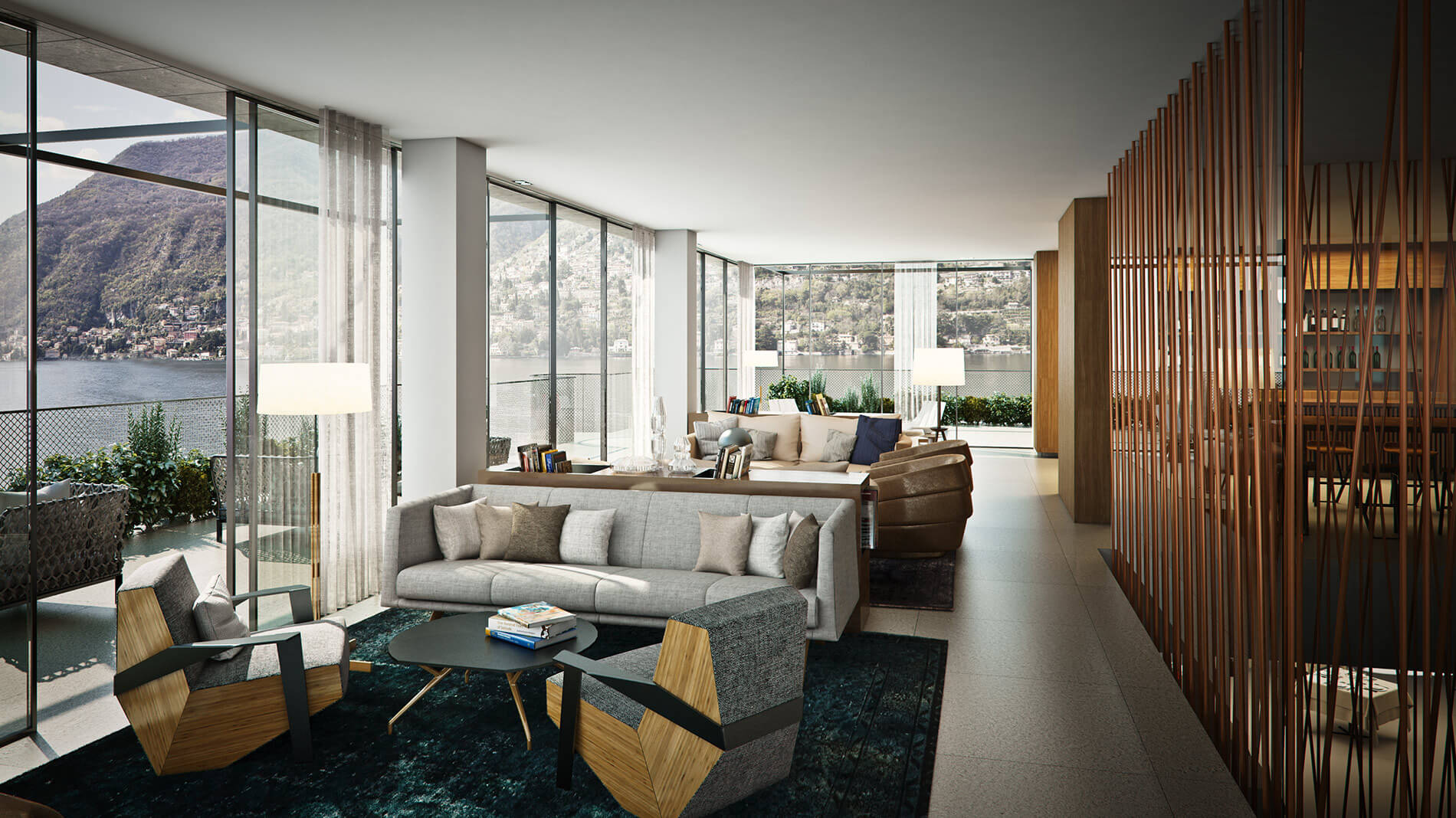 Meet lake como 39 s newest hotel the extravagant for Hotel design italie