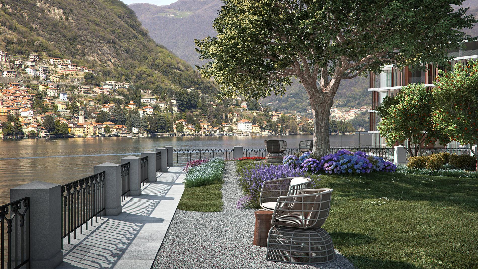 Hotel Como Italien
