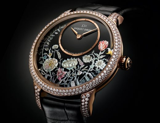 Jaquet Droz Petite Heure Minute Thousand Year Light Timepiece