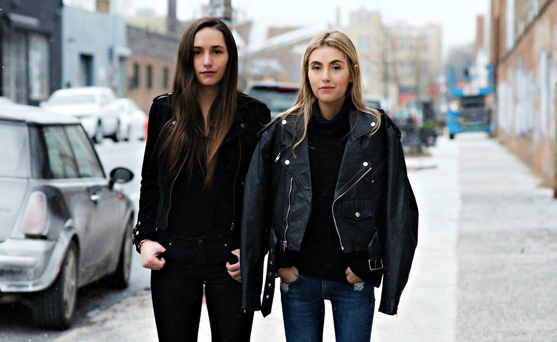 Meet Sophie & Charlotte Bickley