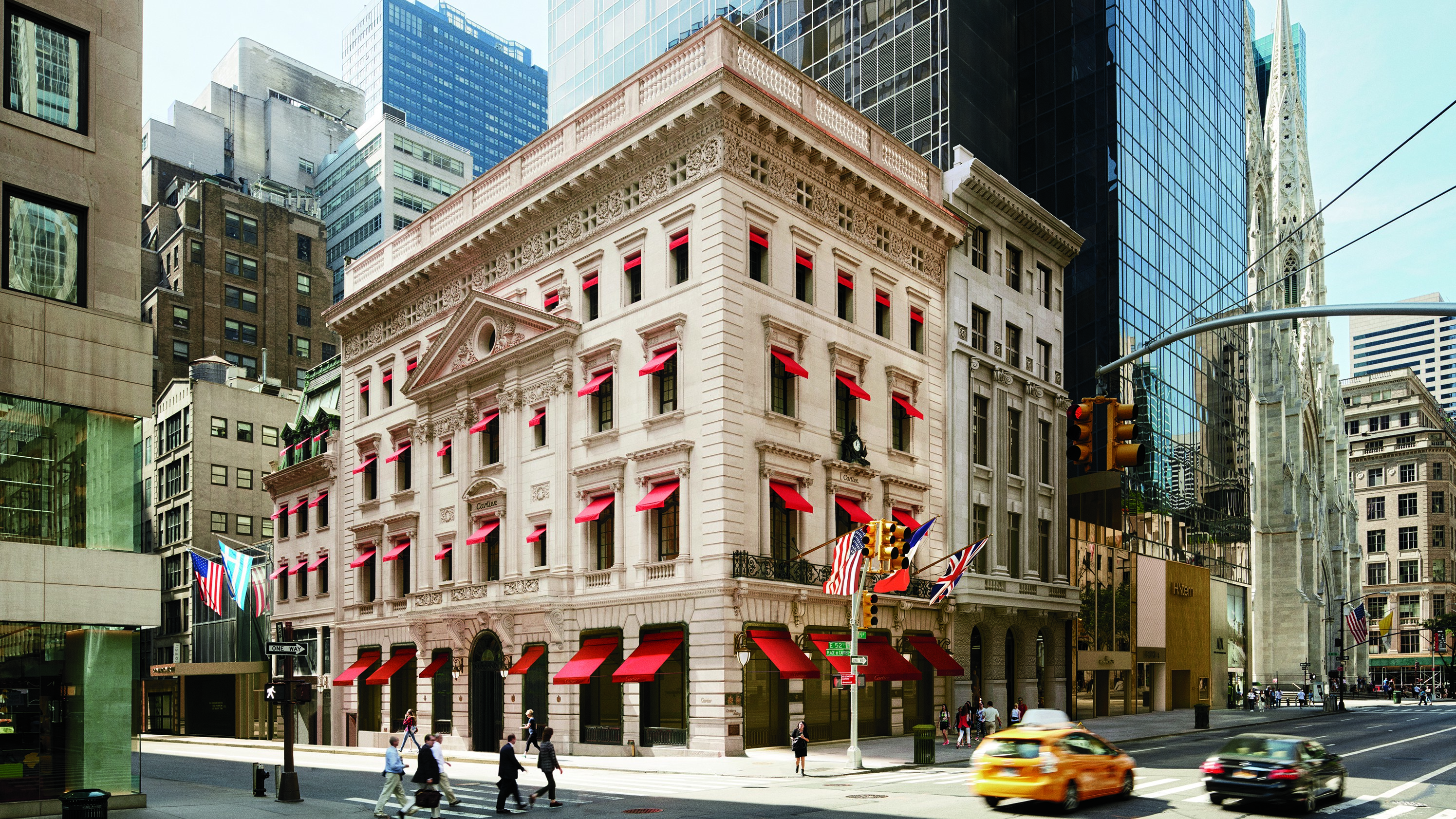 Cartier's Famed NYC Mansion Is Born A New