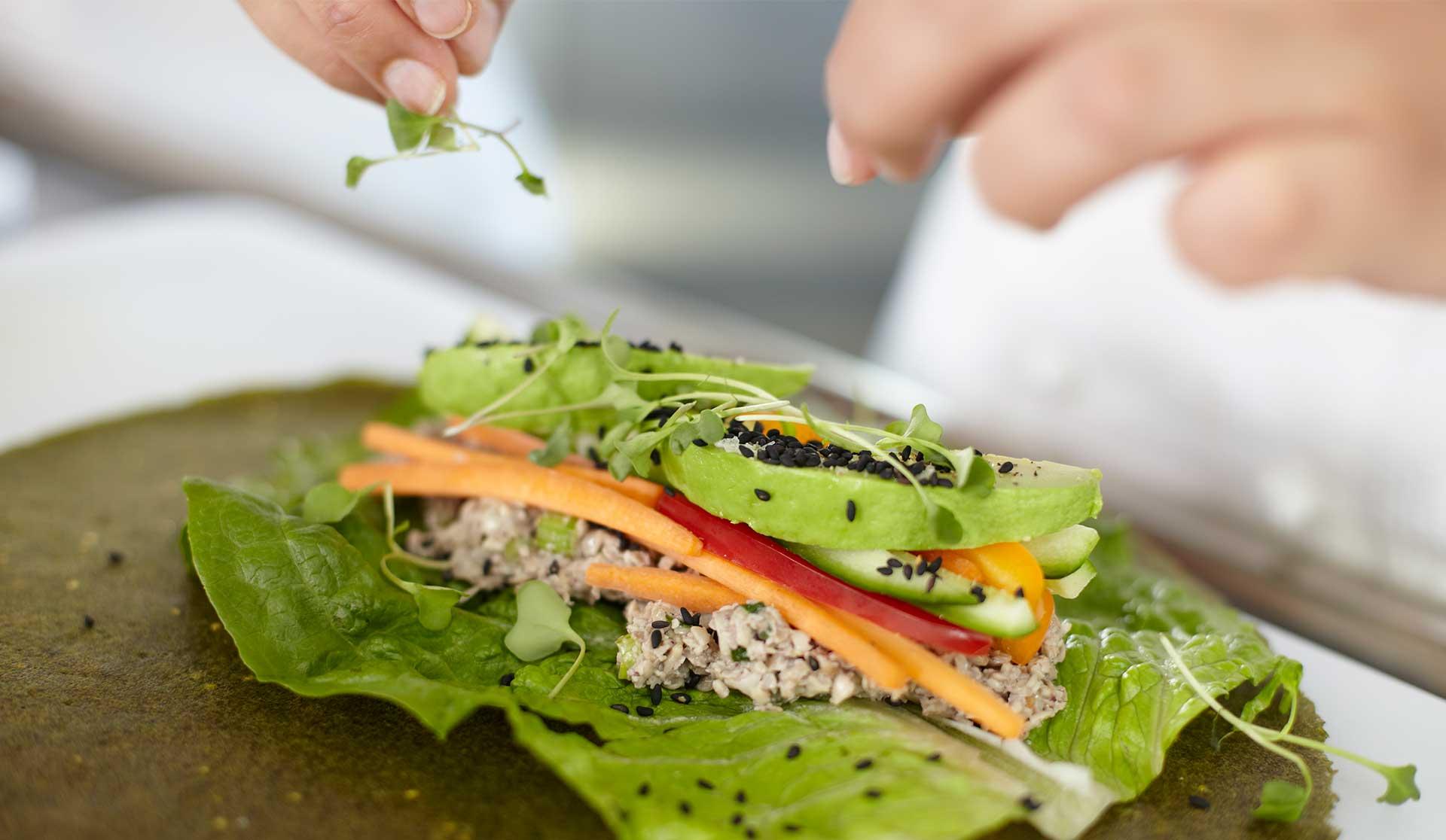 The Hottest Home Delivered Vegan Meals