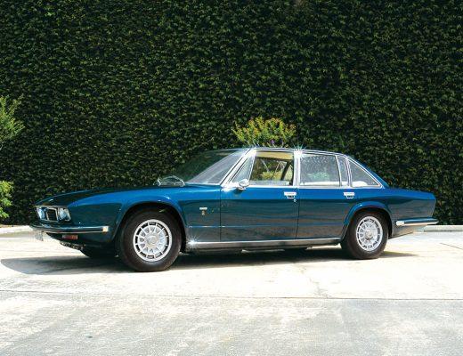 Vintage Maserati Quattroporte
