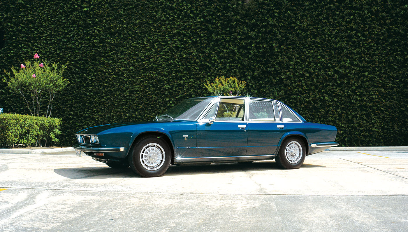 The King of Spain's Maserati Sold At Auction