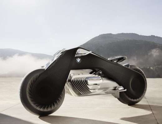 BMW Vision Next 100 concept bike