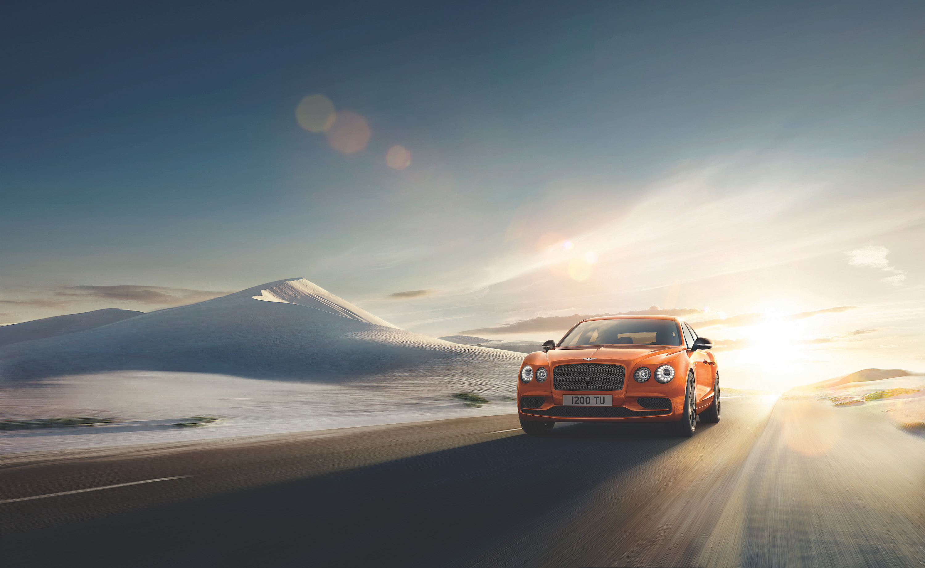 Bentley's Swiftest Four Door