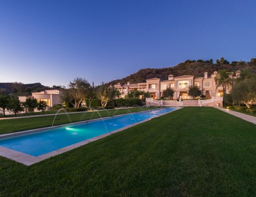Beverly Hills Palazzo di Amore mansion