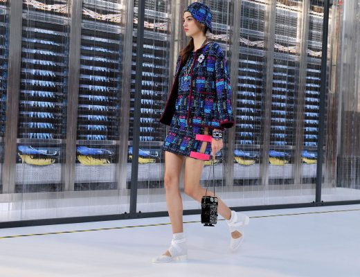 Chanel's Spring Summer 2017 Collection