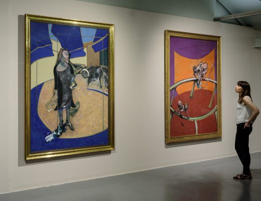 Francis Bacon Exhibit