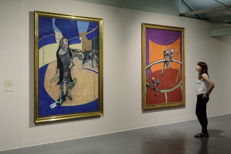 Francis Bacon Exhibit: From Picasso to Velázquez
