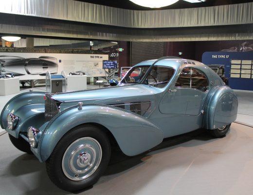 939 Type 57C Atalante Bugatti