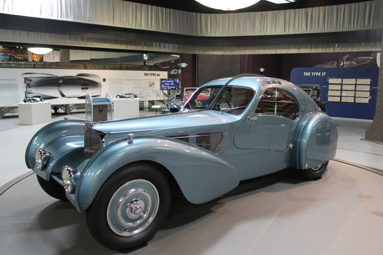 Meet The Art Of Bugatti Exhibition