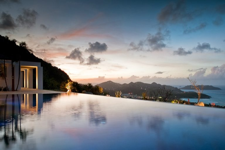 St. Barth's Most Extravagant Villa For Rent