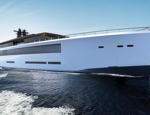 262-foot Zen Superyacht Concept