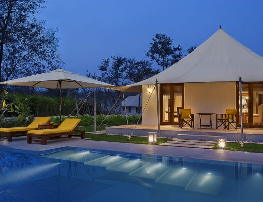The Oberoi Sukhvilas Resort & Spa, Chandigarh
